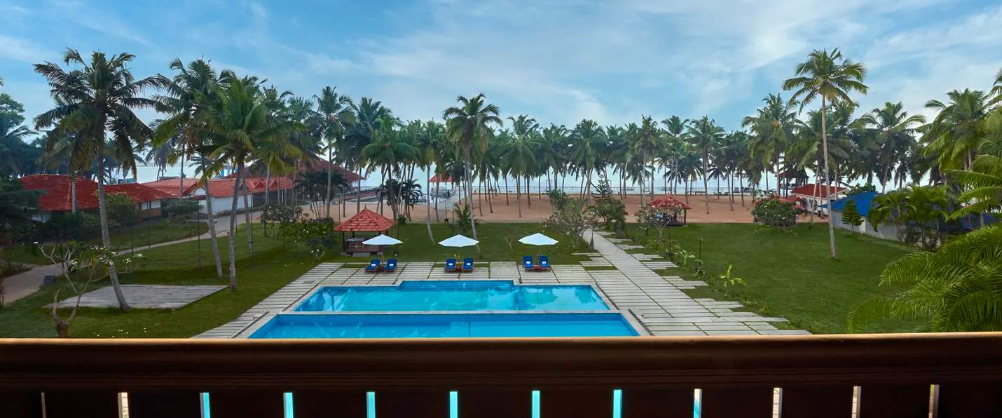 Kerala Beach Resorts