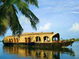 Exploring backwaters on Kettuvallam